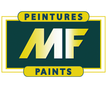 Ancien logo Peitures MF