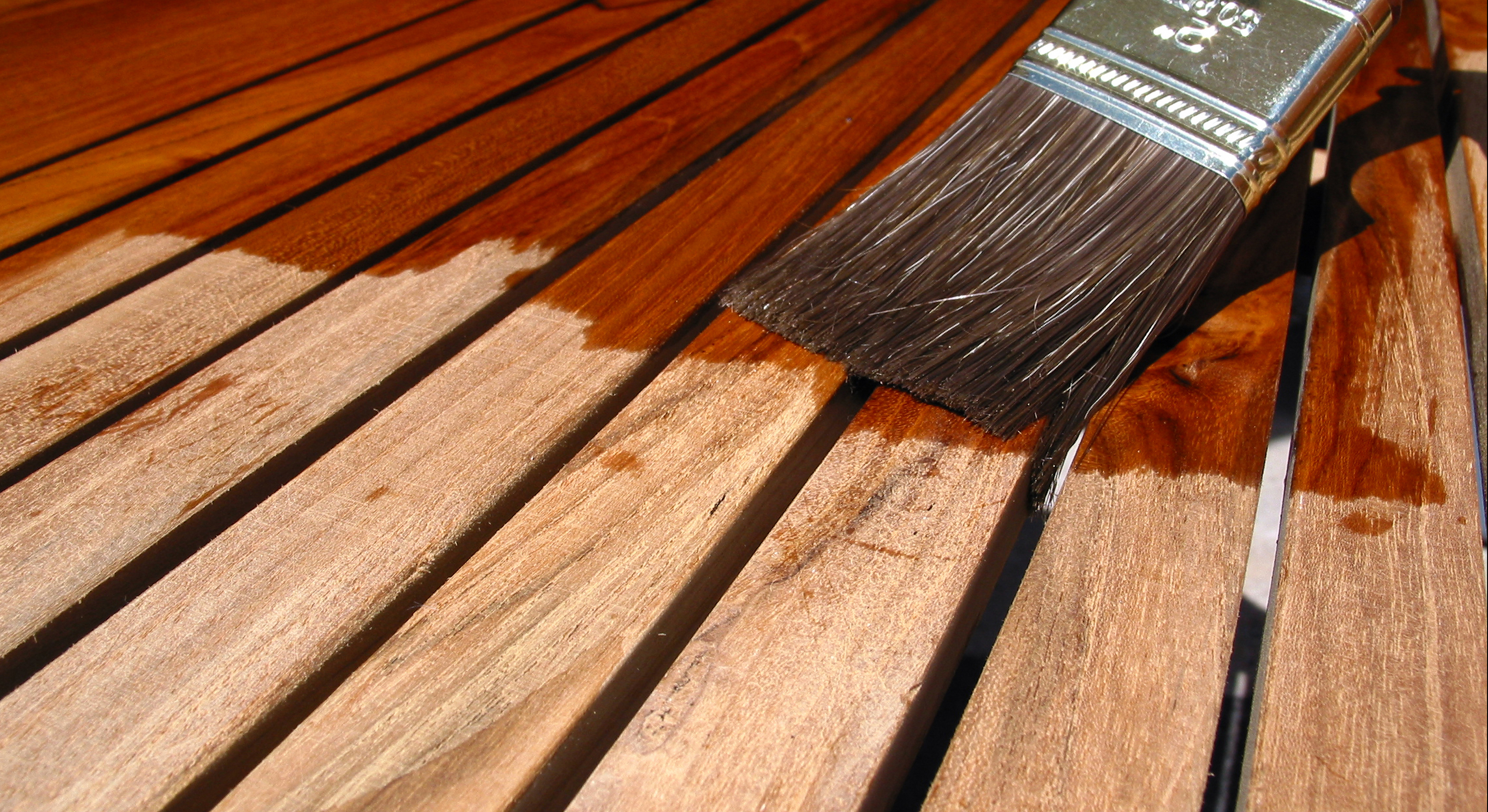 préparation de bois