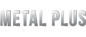 Logo Metal Plus