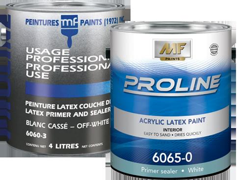 Peinture professionnel Proline apprêt peinture acrylic