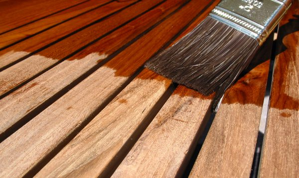 Preparing Wood Surfaces