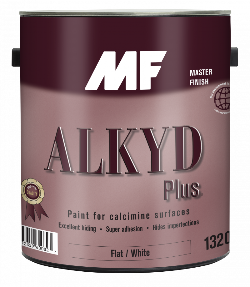 Alkyd Plus MF Paints