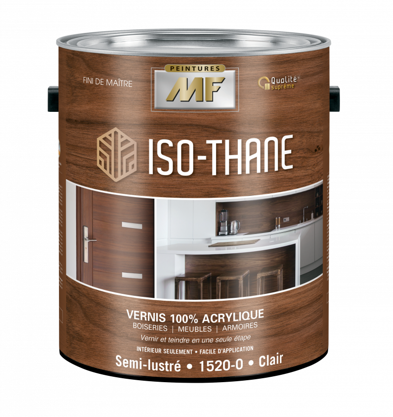 Gallon ISO-THANE Peintures MF