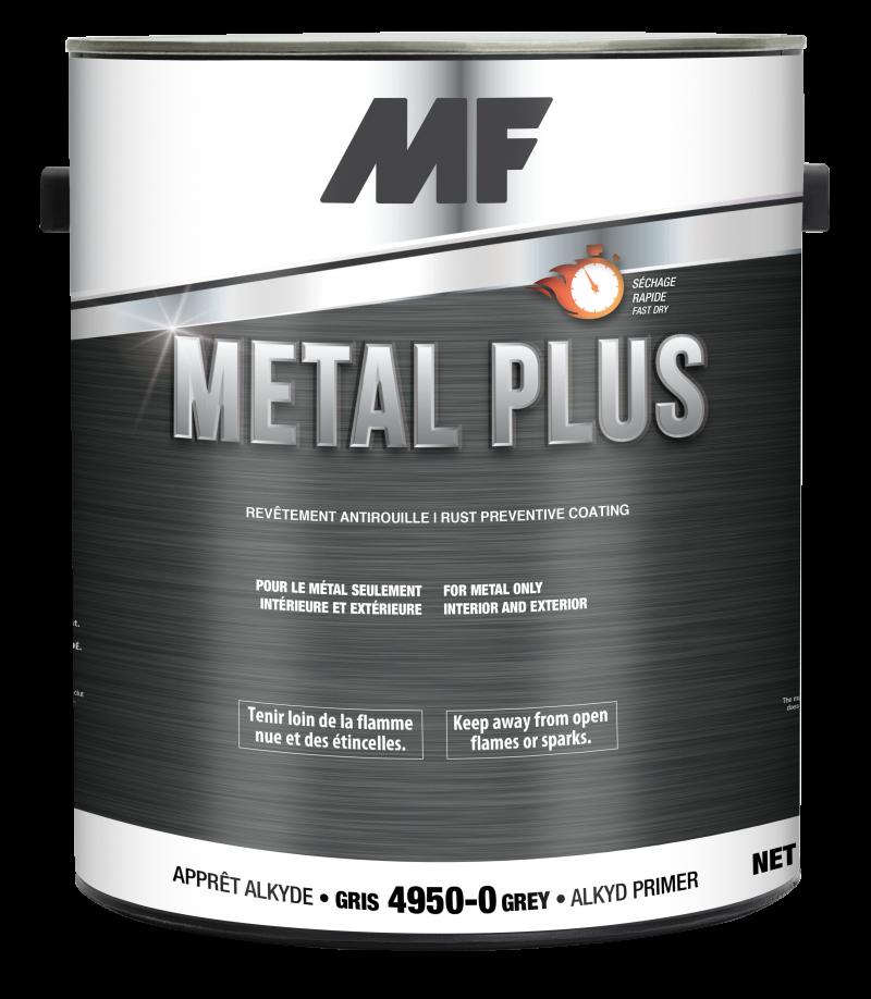 Apprêt Metal Plus DTM peinture