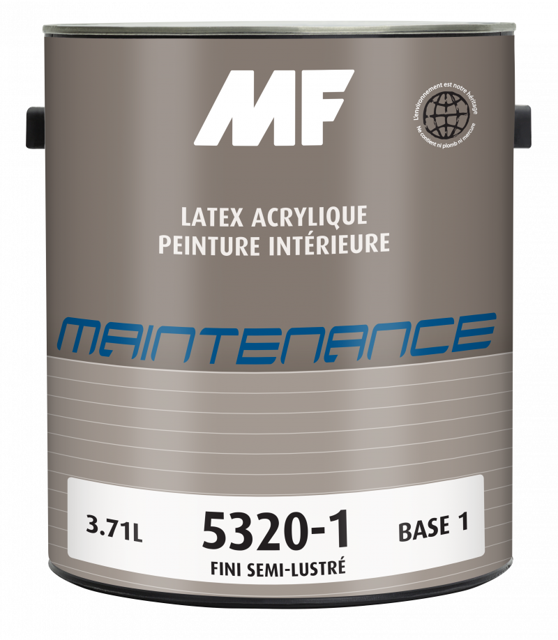 Maintenance 5320 Peintures MF