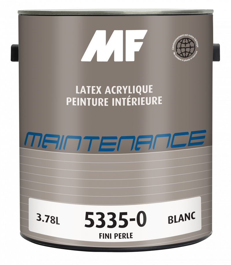 Maintenance 5335 Peintures MF