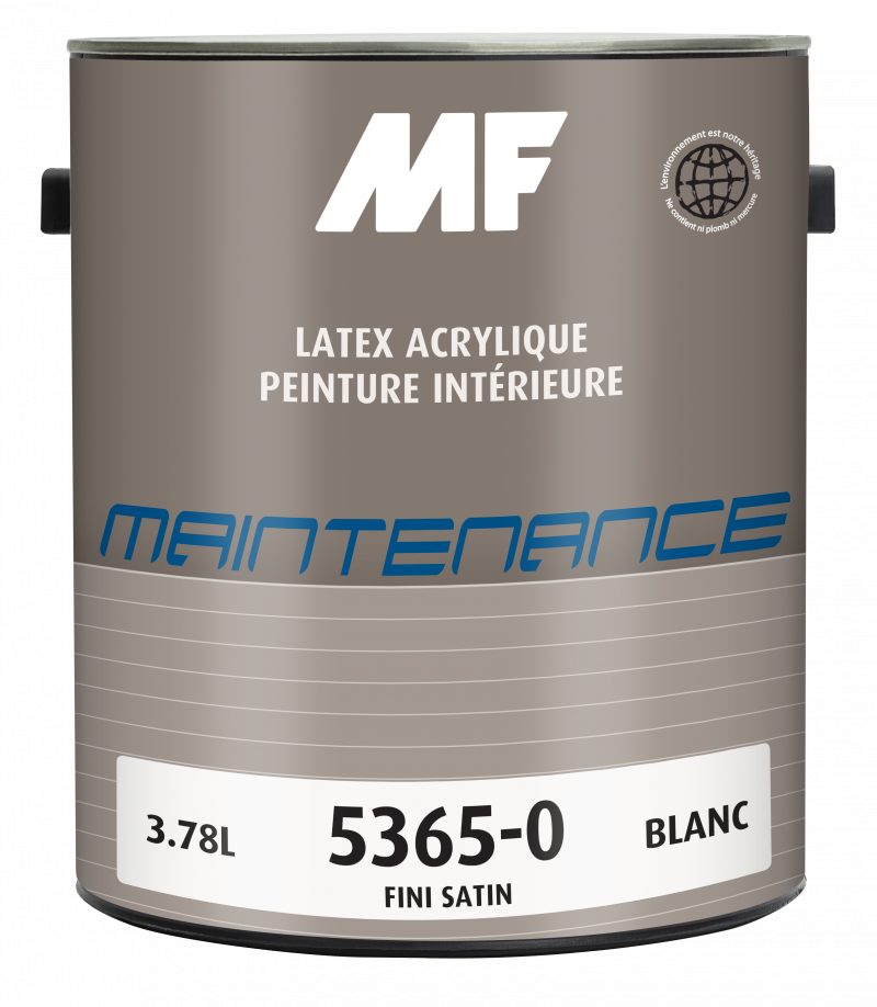 Maintenance 5365 Peintures MF