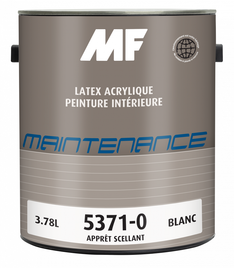 Maintenance 5371 Peintures MF