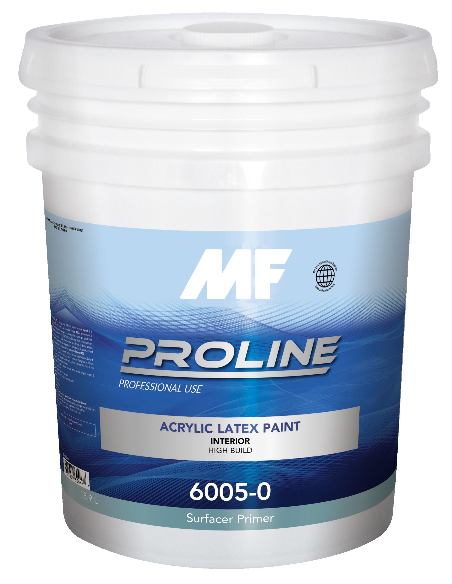 Proline Blue Primer 6005 Mf Paints