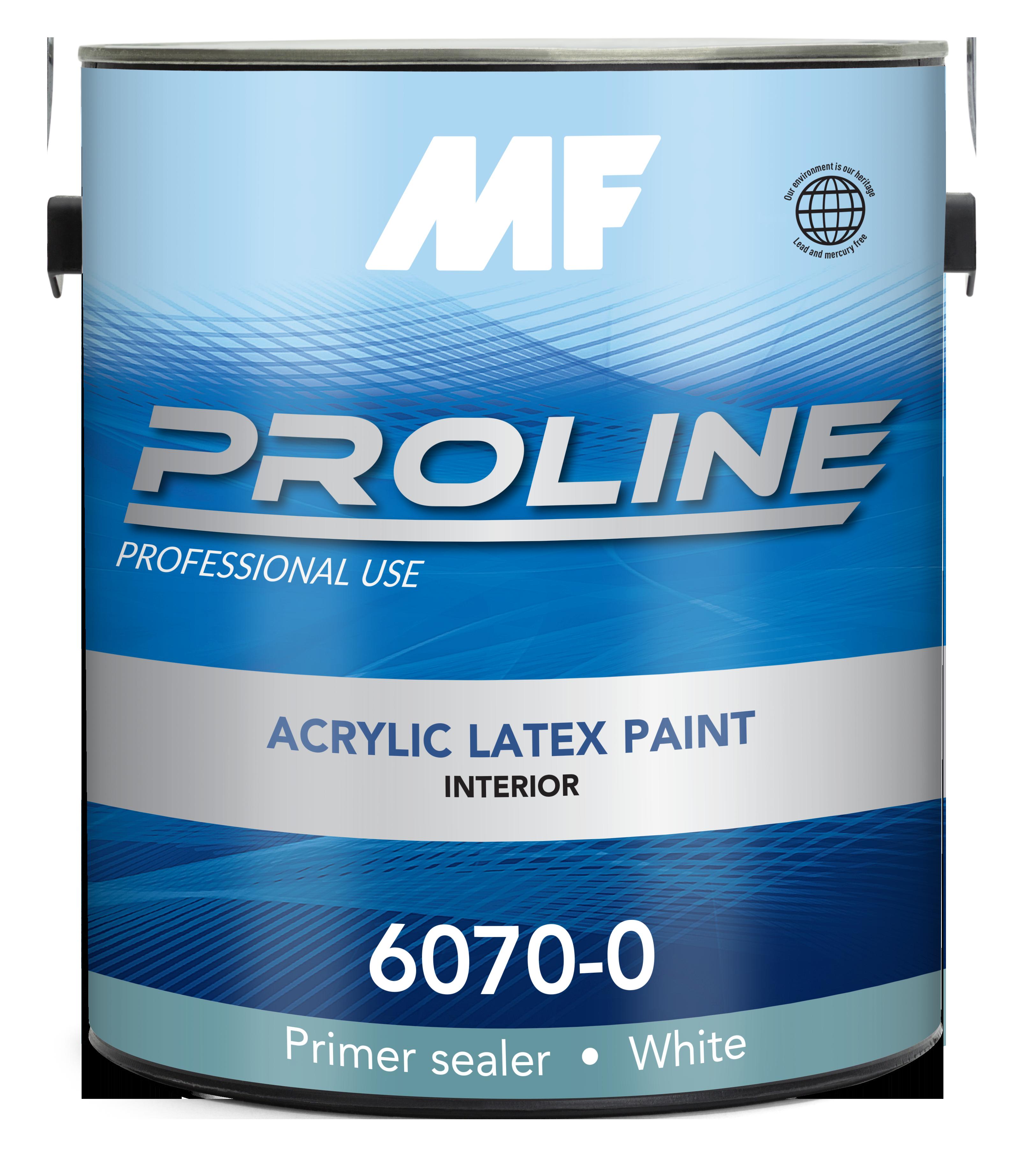 Proline Blue Primer 6070 Mf Paints