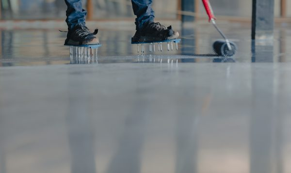 100% solid epoxy coating: flooring with double the benefits