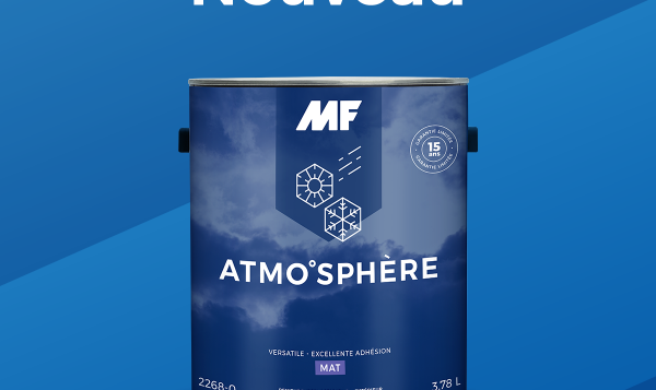 New product: Atmosphere paint